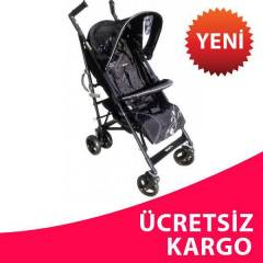 KRAFT London Baston Bebek Arabas� -  Black