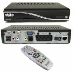 DREAMBOX DM 600 PVR-S  kart giri�li internet pay