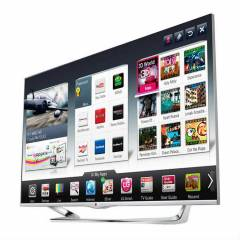 LG LED TV 47LA740 3D UYDU SMART W�F� 119 EKRAN