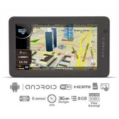 Massive M-705G 7�nch 8GB Haf�za 512MB Ram Tablet