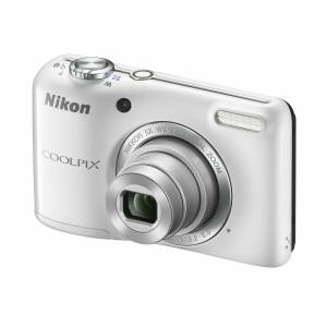 Nikon Coolpix L27 16.1 MP 5x Optik Zoom Beyaz