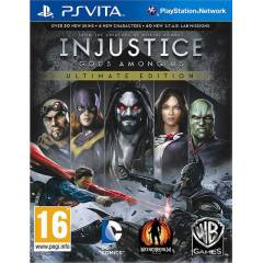 Injustice Gods Among Us Ultimate Edition PS ViTA
