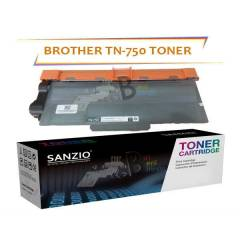 Brother Tn-750 �thal Muadil Toner 5450/5470/6180