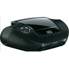 Philips AZ1837/12 Portatf CD+MP3+USB+Radyo �alar