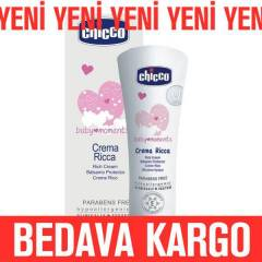CHICCO BABYMOMENTS BESLEY�C� KREM 100 ML