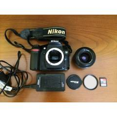 Nikon D80 BODY + 35-70mm Lens �ok Fiyat!!!