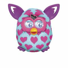 Furby Boom 2014  Hearts Plush