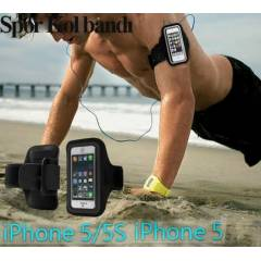 iphone 5S KILIF SPOR kol band� KO�U BANDI
