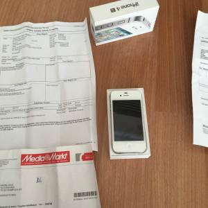 SIFIR APPLE �PHONE 4S JELAT�N� A�ILMAMI� 16GB