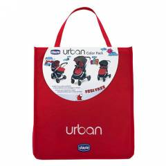 Chicco Urban Puset Renk Paketi Red Wave