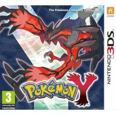 POKEMON Y 3DS OYUN - SIFIR - OR�J�NAL - PAL