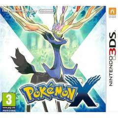 POKEMON X 3DS OYUN SIFIR+PAL+OR�J�NAL