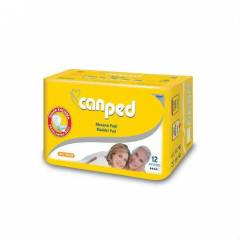 Canped Mesane Pedi Medium(orta) 144 Adet