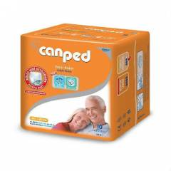Canped Emici K�lot Medium 10'Lu
