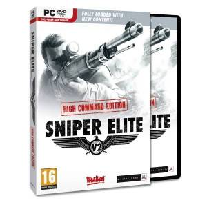 PC SNiPER ELiTE V2 HiGH COMMAND ED. (ORJ SIFIR)