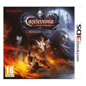 Castlevania Lords of Shadow Mirror 3DS SIFIR PAL