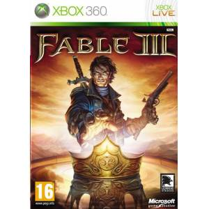 XBOX 360 FABLE 3 III (OR�J�NAL PAL SIFIR)