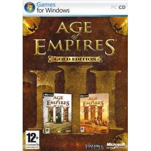 PC AGE OF EMPiRES 3 GOLD EDiTiON (ORJ SIFIR)