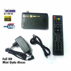 Benjamin BJ-1100 HD   Full HD Mini Uydu Al�c�s�