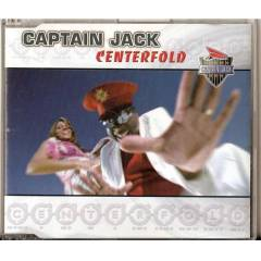 CD Captain Jack Centerfold