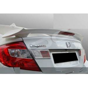 Honda Civic 12-Is�k Ledli Bagaj Spoiler Spoyler