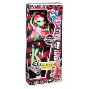 Monster high bebekleri VEN�S MCFLYTRAP KONSERDE