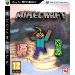 PS3 Minecraft PS3 PLAYSTATiON EDiTiON ORJ�NAL
