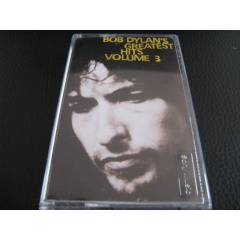 KASET ~ Bob Dylan Greatest Hits Vol 3