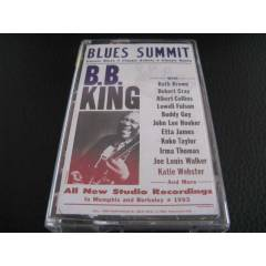 KASET B.B. KING - BLUES SUMMIT ROBERT CRAY BUDDY
