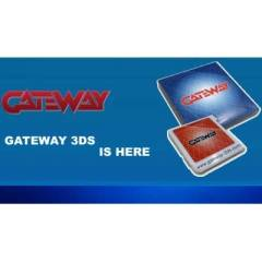 N�NTENDO 3DS GATEWAY KART + 2 ADET 8 GB MICRO SD