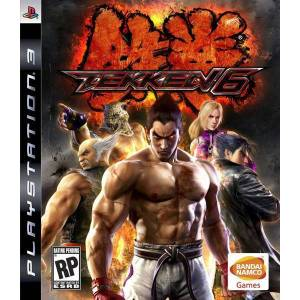 TEKKEN 6 PS3 OYUN   =========WORLDBAZAAR========