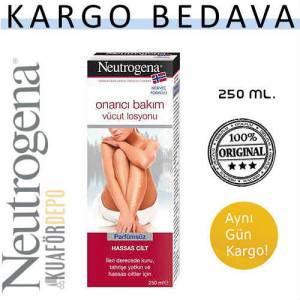 NEUTROGENA ONARICI V�CUT LOSYONU PARF�MS�Z 250ML