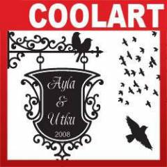 COOLART Duvar Sticker Tabela 3 (st452)
