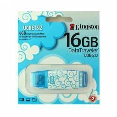 16 GB KINGSTON CLOUD USB BELLEK
