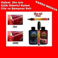 Fix It Pro �izik Giderici Kalem, �ampuan,Cila