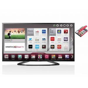 LG LED TV 55LA640S 3D UYDU SMART W�F� 139 EKRAN