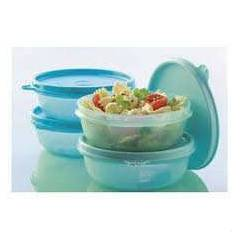 TUPPERWARE �EKER KAPLAR 4'L� (300ML *4)