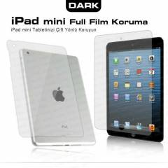 Dark iPad Mini Yans�ma Engelleyici �n-Arka Film
