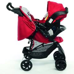 Graco Mirage Trv. Sis. Bebek Arabas� ve Oto kolt