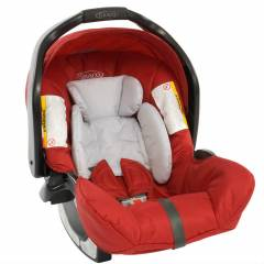 Graco Junior Baby Oto Koltu�u 0-13 kg. Chili Red
