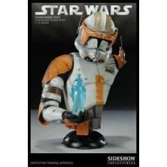Sideshow Commander Cody Bust