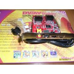 DV/AV TW�NS CAPTURE KART PCI FATURALI