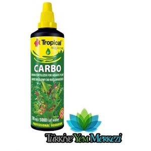 Tropical Carbo Bitki i�in S�v� Karbon 100 ML
