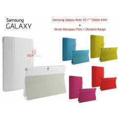 "Samsung Galaxy Note 10.1"" Standl� Tablet K�l�f"