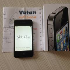 IPHONE 4S 16 GB SIYAH