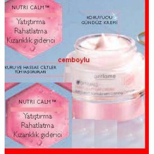 Oriflame Optimals Nutri Calm  G�ND�Z KREM�