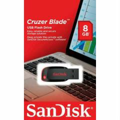 Sandisk Cruzer Blade 8 GB USB Flash Bellek