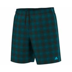 adidas D87181 CHECK SHORT ML Erkek Mayo