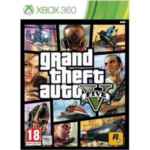 GTA 5 GRAND THEFT AUTO V GTA V XBOX 360 PAL STOK