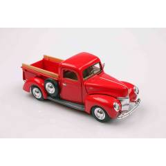 K�rm�z� 1940 Ford Pickup 1/24  Die Cast Model
